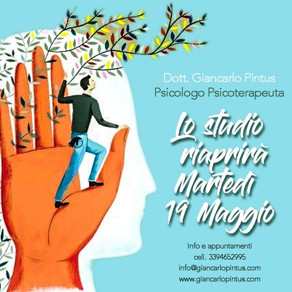 giancarlo-pintus-psicologo-terapeuta-Riapertura studio